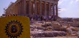 Ens'Batuc en Grèce