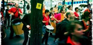 Ensbatuc en fête de la musique à Paris