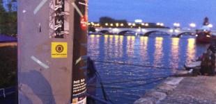 Ens'Batuc en bords de Seine